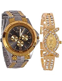Stopnbuy Rosra NR0256 Watch - For Couple