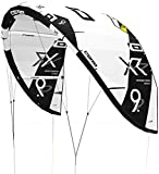 CORE XR5 Kite white/black, 11.0