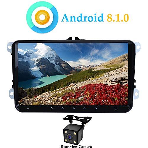 XISEDO Android 7.1 Autoradio Radio de Coche 9 Pulgadas Estéreo RAM 2G...