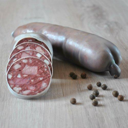 Max Metzger Fränkische Rotwurst