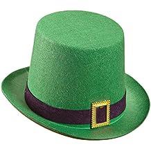 Vídeo Delta - de San Patricio sombrero de copa de fieltro