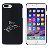 Schwarz 'Fliegender Teppich' Hülle für iPhone 7 Plus (MC00107345)