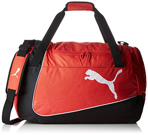 PUMA Sporttasche evoPOWER Medium Bag red/Black/White, 56 x 28 x 5 cm