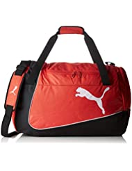 PUMA bolsa de deporte Evopower medio Bag Rojo rojo, negro, blanco Talla:63 x 26 x 33 cm, 54 Liter