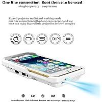 Snail Shop Video proiettore portatile per iPhone 7/6 / 6S