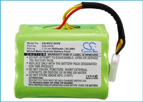 CS Batterie Akku 3500 mAh für Neato XV-12 XV-15 XV-11 All Floor, Neato 945-0006 945-0005