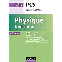 Physique tout-en-un PCSI - 5e éd.