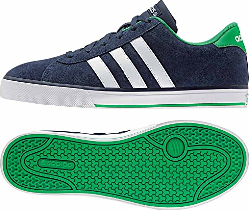 adidas DAILY Navy/White/Green