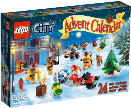Preisvergleich Produktbild 4428 LEGO® City Adventskalender