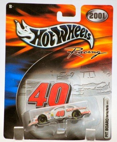 2001-mattel-hot-wheels-racing-2001-sterling-marlin-dodge-interpid-pit-board-w-number-coors-light-1-6