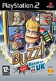 Buzz! Brain of the UK (PS2) [Edizione: Regno Unito]