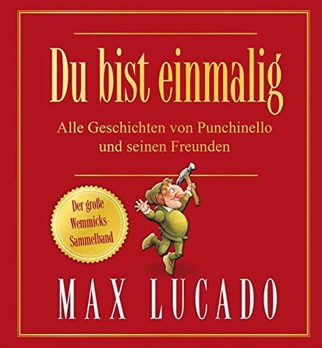 Buchseite und Rezensionen zu 'Du bist einmalig' von Max Lucado