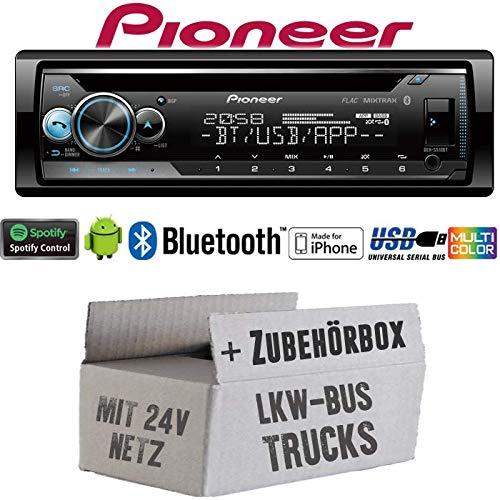 Pioneer USB- und AUX-Eingang