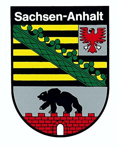 Sticker crest Sachsen-Anhalt 115 x 90 mm
