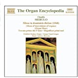 Merulo Orgelmesse und Werke Muno