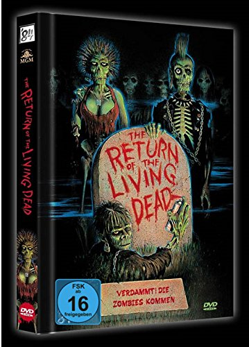 Return Of the Living Dead - Limited 111 Edition (Cover A)