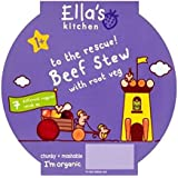 Cuisine Boeuf Ragoût De Légumes Avec Ella Racine 1 + De 200G - Lot De 2