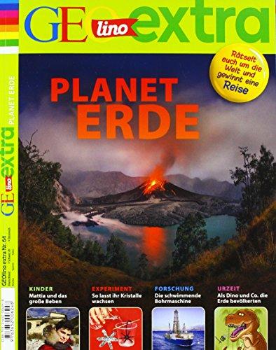 GEOlino Extra / GEOlino extra 64/2017 - Planet Erde