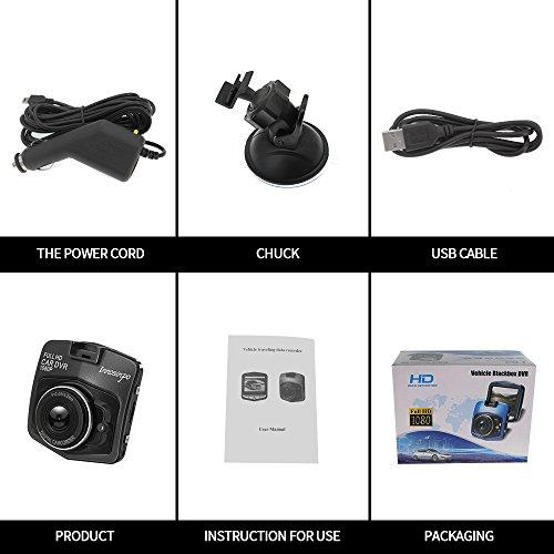 Nett Volle Hd 1920*1080 P Nachtsicht Video Schießen Drehbare Kamera Mit Vibrieren Alarm Und Loop-aufnahme Tragbares Audio & Video Digital Voice Recorder
