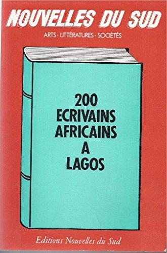 200 écrivains africains à Lagos
