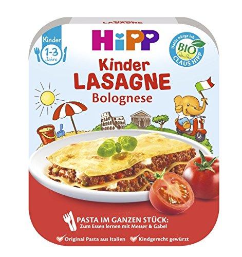 HiPP Lasange Bolognese, 6er Pack (6 x 250 g)