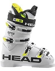 Head Raptor 120RS–Botas de esquí, blanco