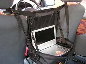 sacoche de transport harnais de voiture pour lecteur dvd portable de 7 8 pouces. Black Bedroom Furniture Sets. Home Design Ideas
