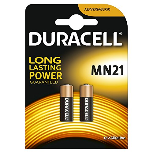 Duracell - Lost Lasting Power, Batterie Alcaline, 2 pezzi