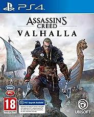 Ubisoft Assassins Creed Valhalla (PS4)