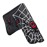 Beehive Filter Spider Web Design Golf Blade Putter Head Covers Schlägerhaube passen alle - Best Reviews Guide