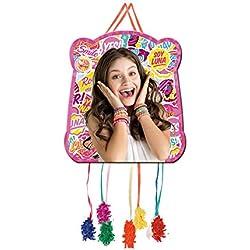Soy Luna - Piñata Basic para cumpleaños y celebraciones (Verbetena 014000984)