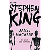 copertina libro Danse Macabre: Die Welt des Horrors by Stephen King (2011 02 08)