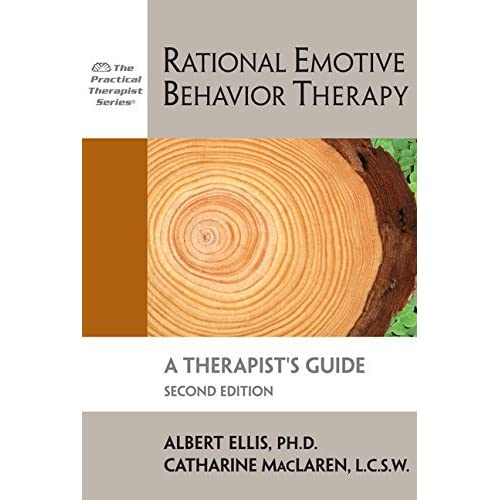 Rational Emotive Behavior Therapy (Practical Therapist) by Catharine MacLaren (2004-10-01)