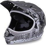 Actionbikes Motors X-Treme, Helmet Unisex-Youth, Grau, L
