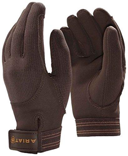 ARIAT TEK Grip insulated Handschuhe, 8.5, dunkelbraun (Handschuhe Tek Grip)