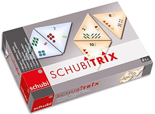 (Unbekannt SCHUBITRIX Mengen Zahlen Zählen Zahlenraum bis 10 Lernmittel)