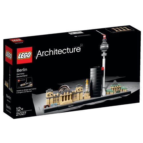 LEGO Architecture 21027 - Berlin