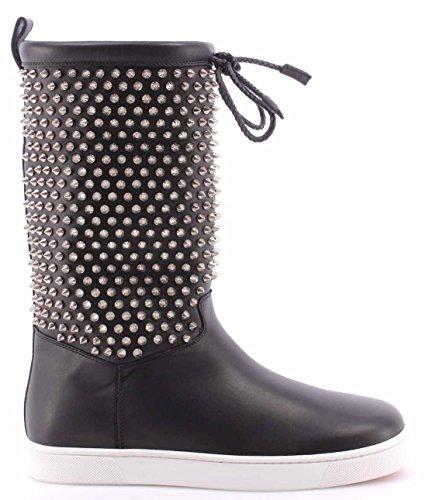 womens-shoes-boots-christian-louboutin-naza-flat-nappa-shearl-spikes-silver-it