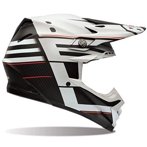 Bell Helme MX 2017moto-9Flex Erwachsene Helm, geblockt, schwarz, Größe 2X L