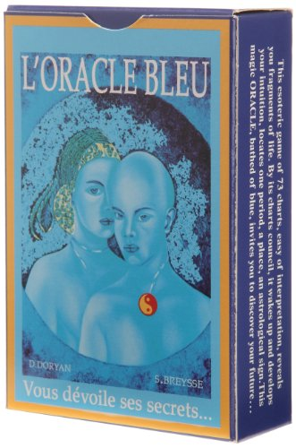 Grimaud Oracle Bleu - Cartomancie