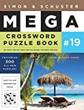 Simon & Schuster Mega Crossword Puzzle Book #19 (S&s Mega Crossword Puzzles)