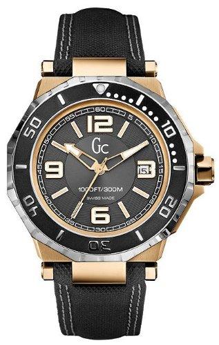 Guess Reloj analogico para Hombre de Cuarzo con Correa en plástico X79002G2S