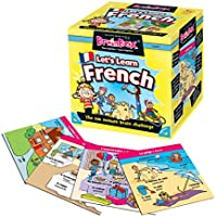 Brain Box Juego Aprendamos Francés, (BrainBox G0990055)