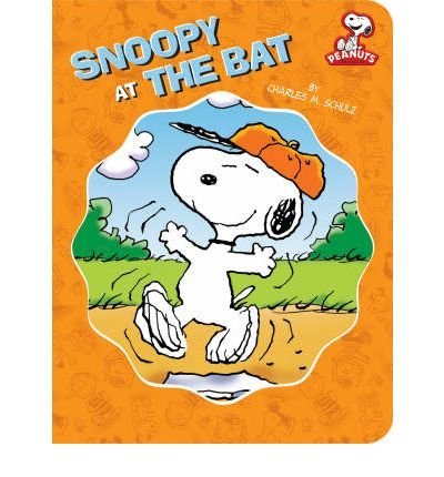 Snoopy at the Bat (Peanuts (Running Press)) (Paperback) - Common