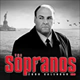 The Sopranos 2008 Wall Calendar