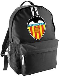 CF Valencia Club de Fútbol Fútbol Mochila Cine Coche Rockband Escolar Deportiva Bolsa Maleta Equipaje Hombre Mujer Unisexo Música Rock…