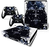 #3: Elton Star Warrior 3M Skin Decal Sticker For X Box One X Console & Two Controllers