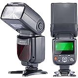 Neewer® NW670 (zweite Generation von VK750II) E-TTL-Flash Blitz Blitzgerät für Canon EOS 700D 650D 600D 1100D 550D 500D 100D 6D, Rebel T3 T5i T4i T3i T2i T1i SL1, 1Ds Mark III, 1Ds Mark II, 5D Mark III, 5D Mark II, 1D Mark IV, 1D Mark III und alle anderen Canon DSLR-Kameras