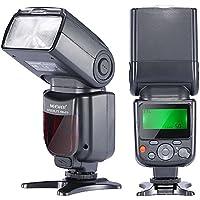 Neewer Speedlight NW-670 – Flash con Pantalla LCD, Compatible con Camaras DSLR