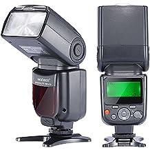 Neewer nw670(segunda generación de vk750ii) S de TTL de flash flash para Canon EOS 700d 650d 600d 1100d 550d 500d 100d 6d, Rebel T3T5i T4i T3i T2i T1i SL1, 1Ds Mark III, 1Ds Mark II, 5d mark iii, 5d mark ii, 1d Mark IV, 1d Mark III y todos los otros Canon DSLR Cámaras